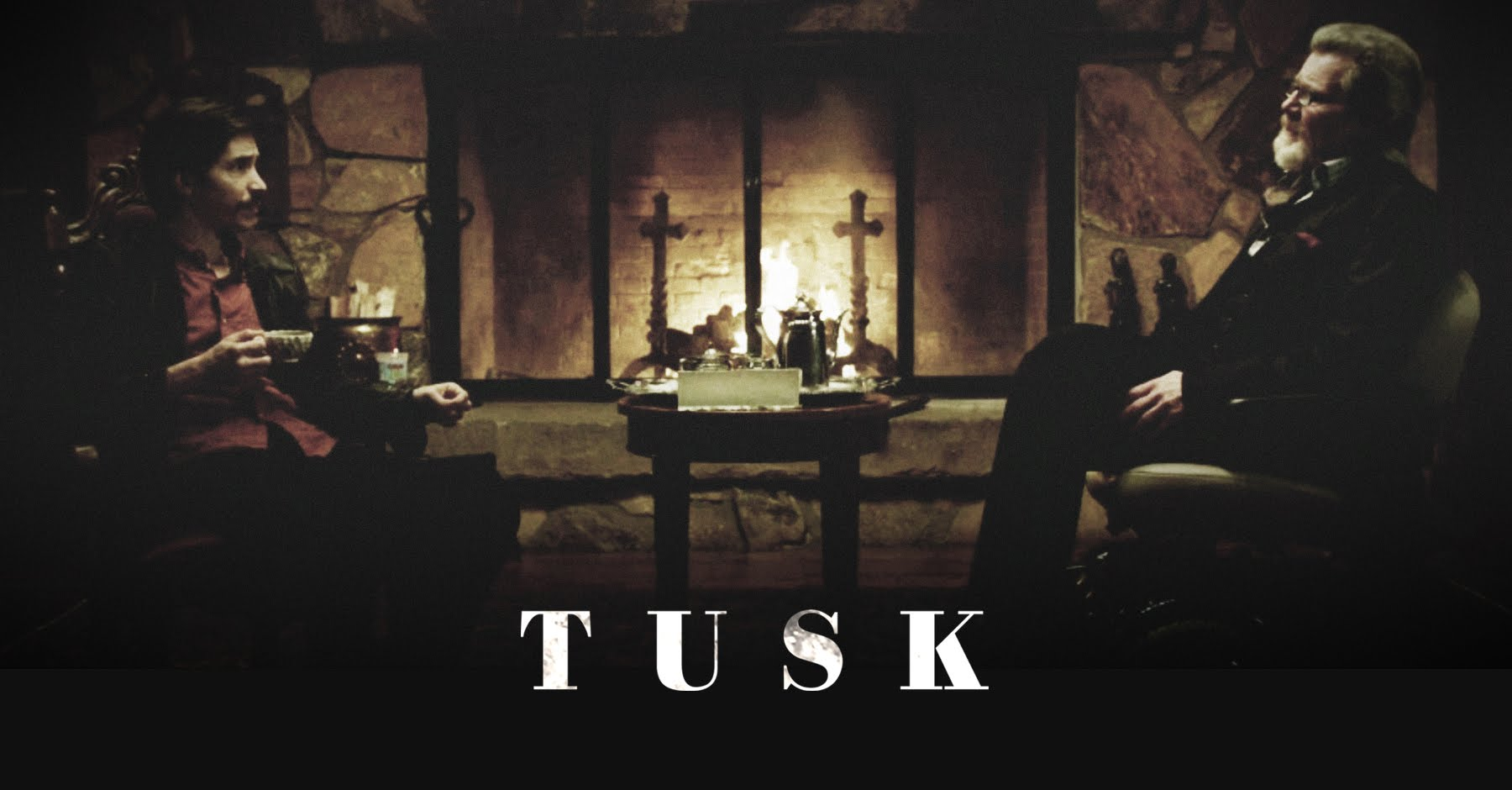 maxresdefaultOYCQ1H27 Tusk   In diesem Film wird Justin Long zu einem Walross umoperiert