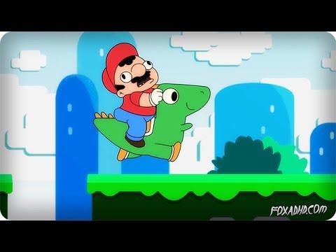 014 Wenn der Super Mario Song Lyrics hätte, wäre er über Marios Arschigkeit Yoshi gegenüber