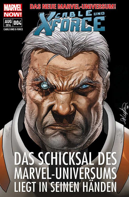 Comicreview: Cable & X-Force #4