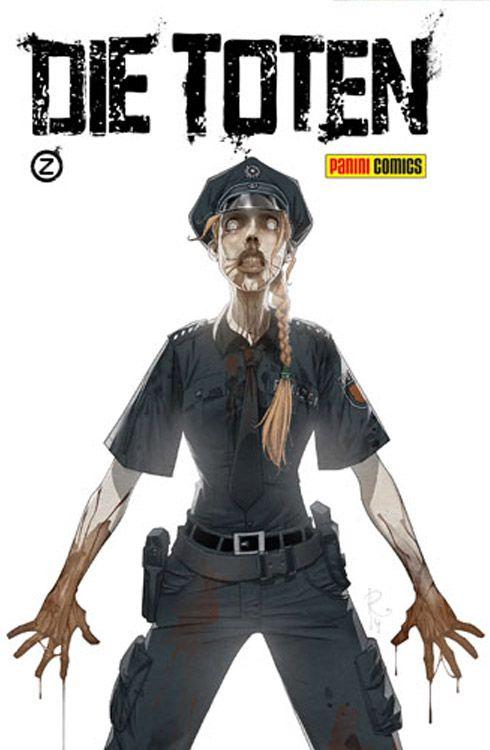 Comicreview: Die Toten Z1.1