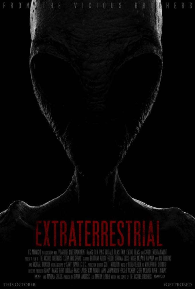 Extraterrestrial Poster1 680x1007 Extraterrestrial   Ganz wunderbarer Alienhorror