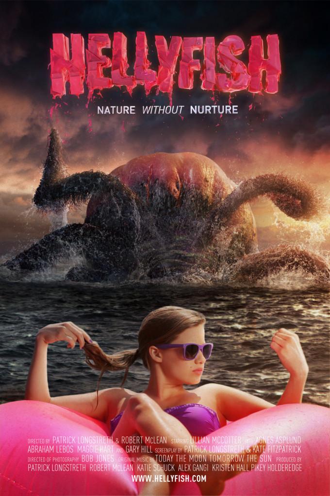Hellyfish Poster1 680x1020 Hellyfish, der Quallenhorrorfilm, hat jetzt auch ein tolles Poster