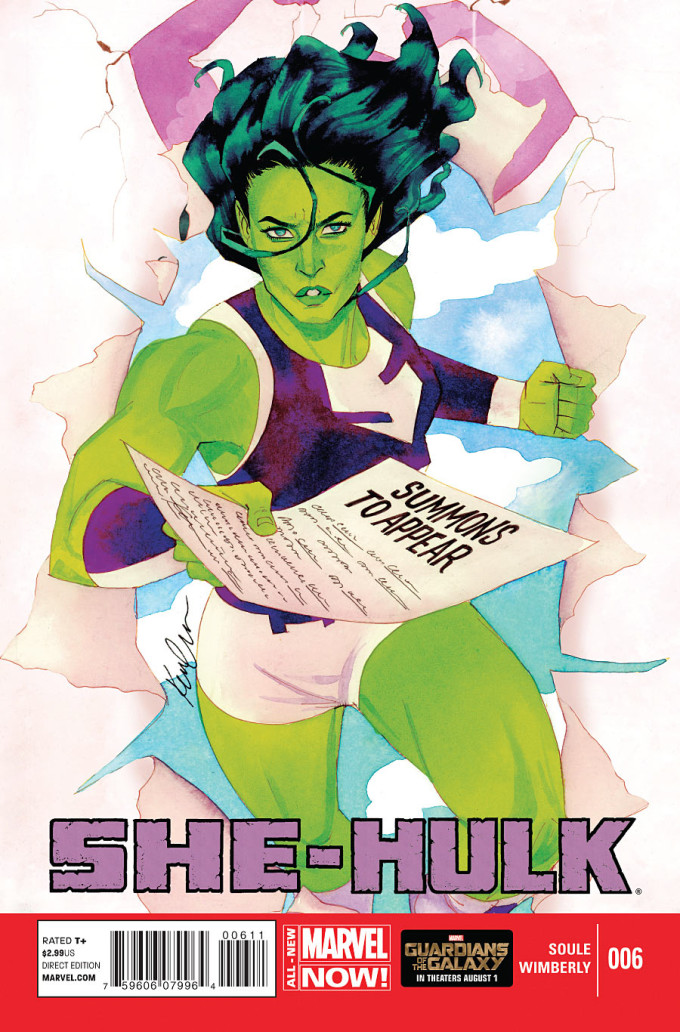 SHEHULK2014006 DC11 b0dea 680x1032 Meine Comickäufe vom 30.06.2014 (Black Market, Wonder Woman, Flash, Guardians of the Galaxy, Low, Ten Grand uvm)