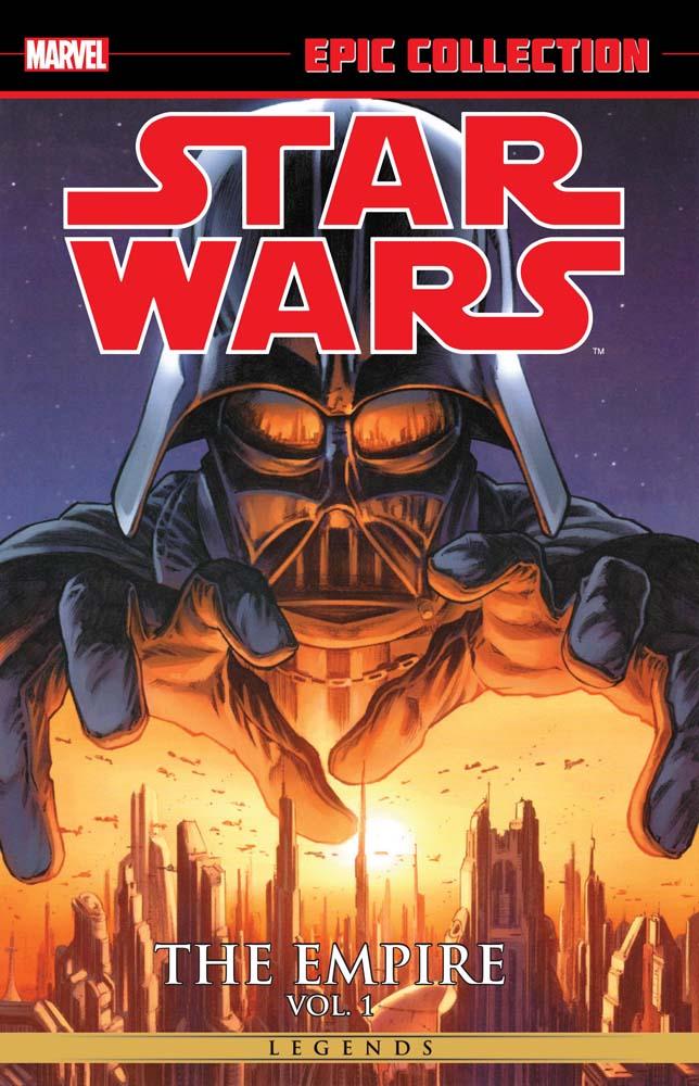 STWEMPEPICV01TPB cover ddfa41 Marel veröffentlicht jetzt alte Star Wars Comics in praktischen Sammelbänden