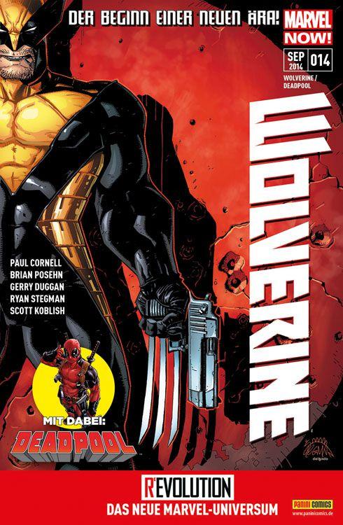Comicreview: Wolverine & Deadpool #14