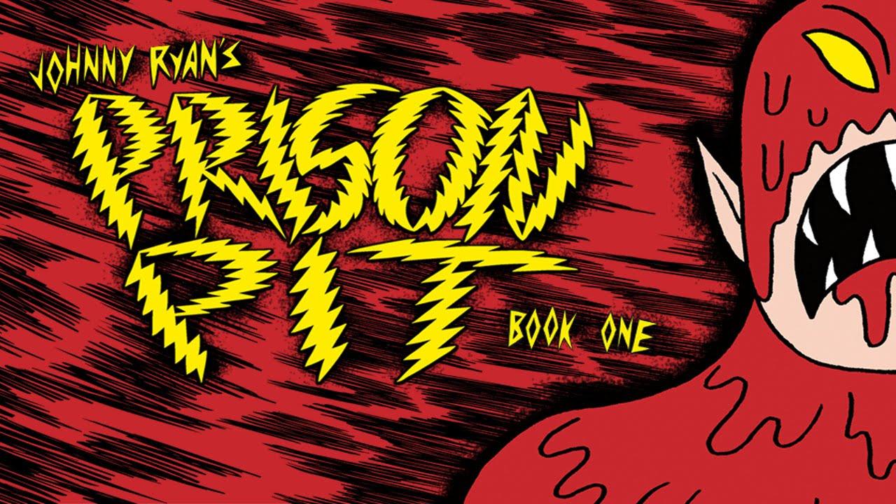 maxresdefault0TRUQWFN  THE INSIDE SH*T ON PRISON PIT: Was ihr über den Cartoon zum Comic von Johnny Ryan wissen müsst