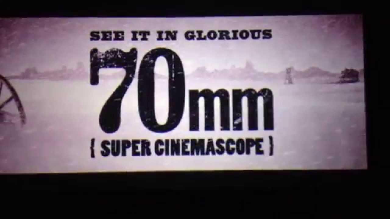 maxresdefault113 Tarantinos neuster Streifen The H8ful Eight hat einen abgefilmten Teaser