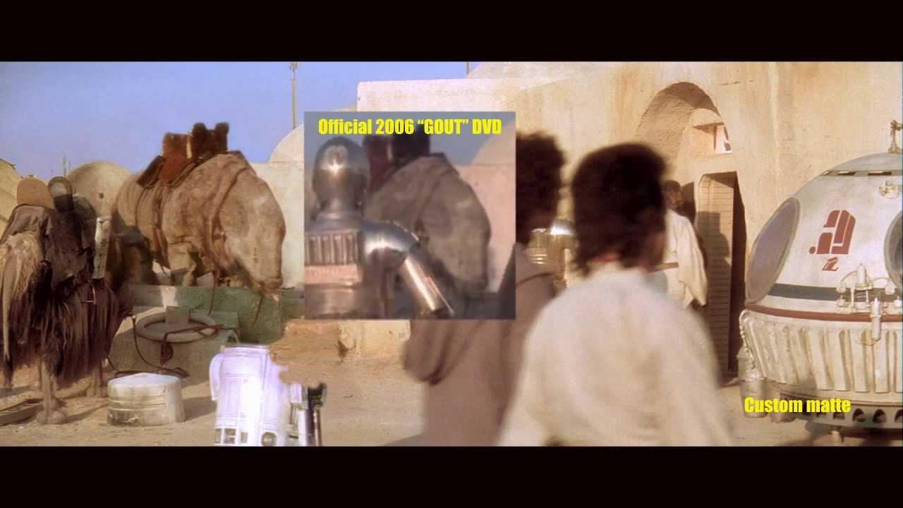 maxresdefault114 Star Wars: Fans entfernen den ganzen Special Mist aus der originalen Trilogie