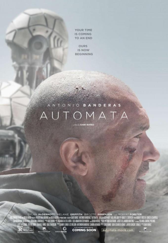 trailer for antonio banderas sci fi thriller automata 680x985 Automata   Roboter entwickeln mal wieder ein Bewusstsein
