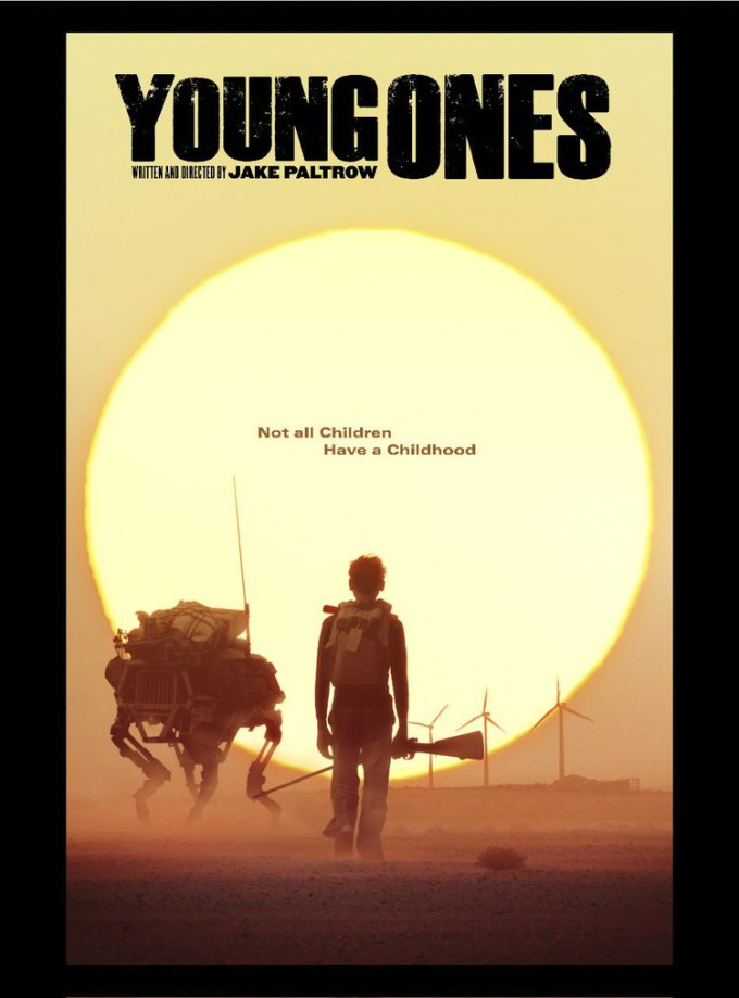 trailer for the sci fi western young ones with michael shannon 680x919 Der Trailer zum Sci Fi Western Young Ones