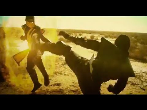 0LDRFZUFD Eine sehr schnieke Mortal Kombat Martial Arts Choreographie in echt!