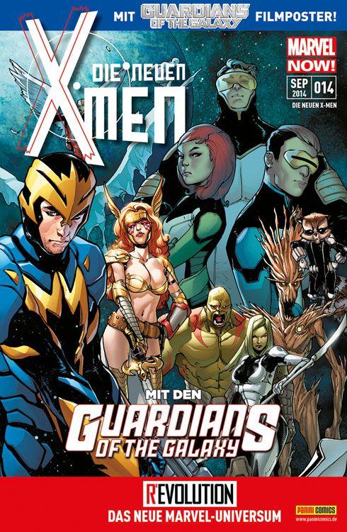 Comicreview: Die neuen X-Men #14