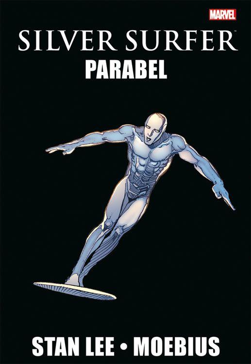 MARVELGRAPHICNOVELSILVERSURFERSURFERPARABEL HC 2041 Comicreview: Silver Surfer   Parabel von Stan Lee und Moebius
