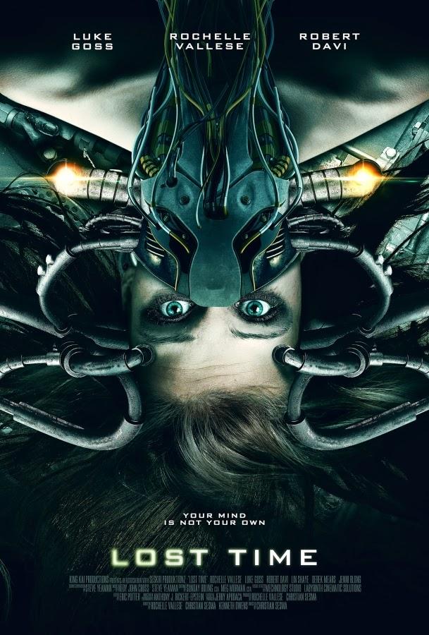 lost time christian sesma movie poster1 Lost Time   Mal wieder Alienhorror, damit wir nie wieder schlafen können