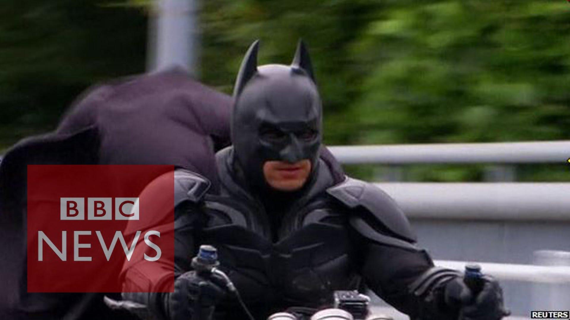 maxresdefault31 Chibatman   Japan hat seinen eigenen Batman! Und was haben wir? Nix!