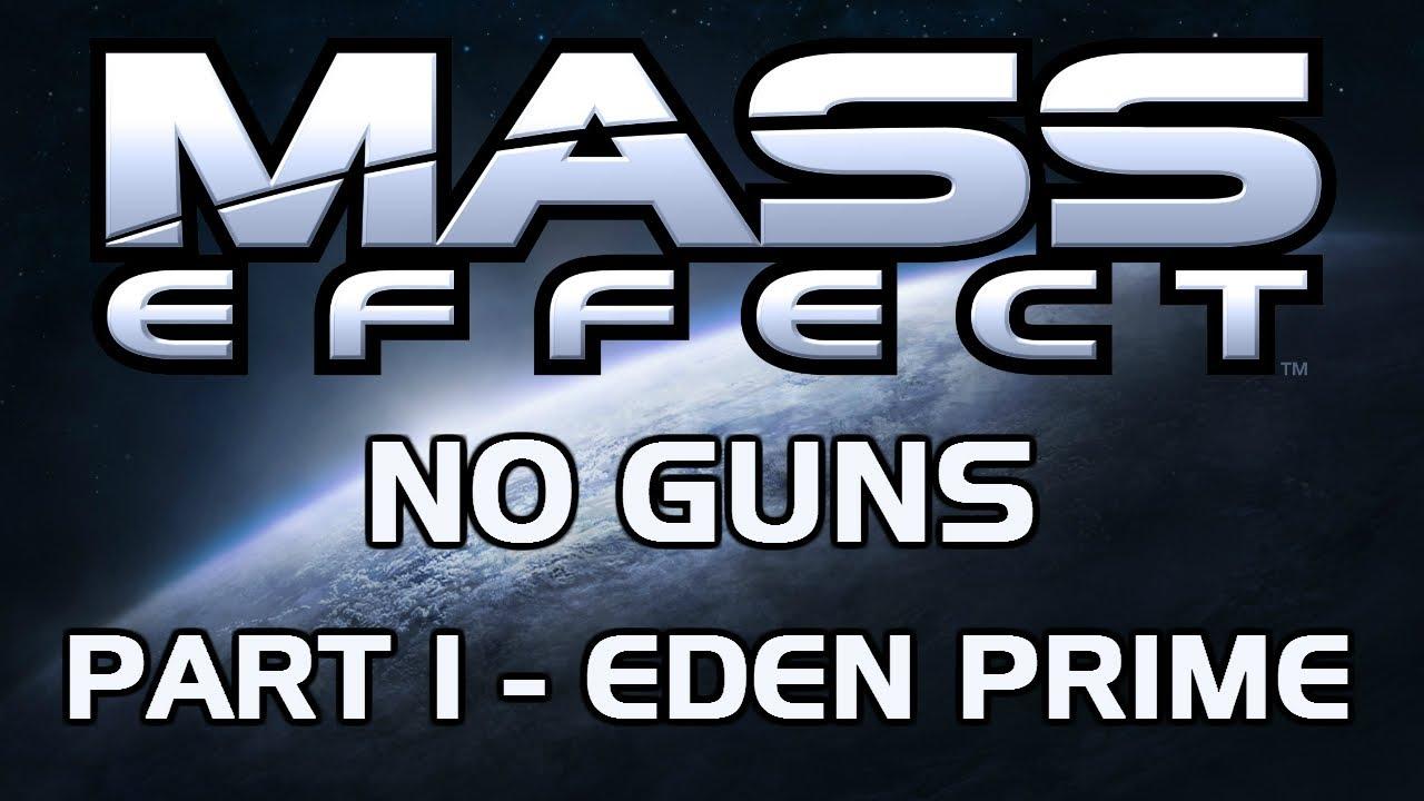 maxresdefaultAQGT34M5 ... und dann war da der Typ, der in Mass Effect keine Waffen benutzen wollte.