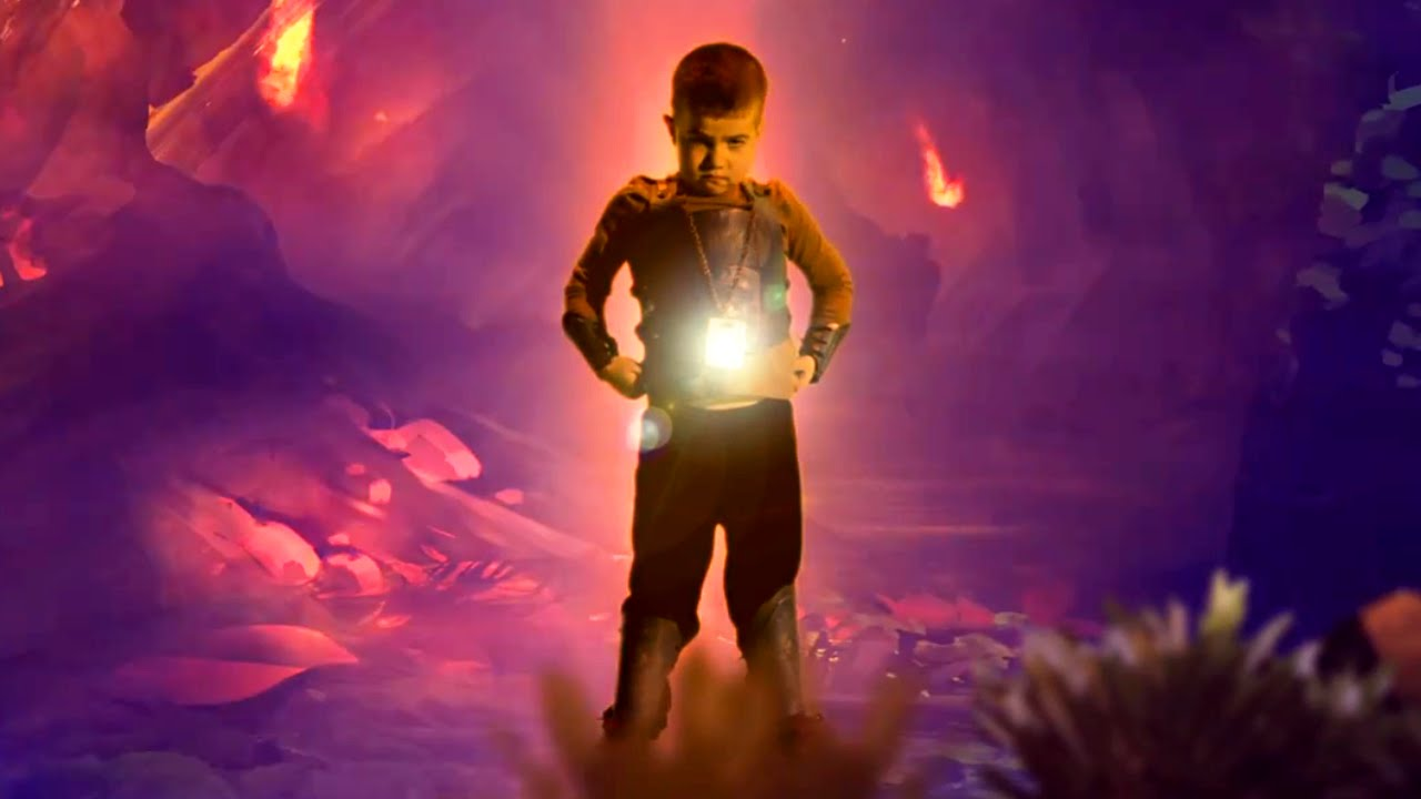 maxresdefaultBIYIFNXY Make A Wish lässt kleinen Jungen seinen eigenen Sci Fi Film drehen