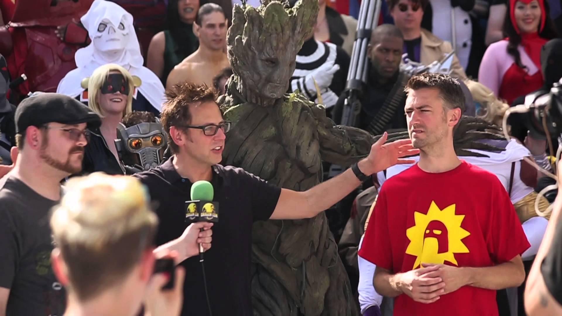 maxresdefaultKCVN7NTY Das Cosplay Musik Video von der DragonCon 2014 mit James Gunn!