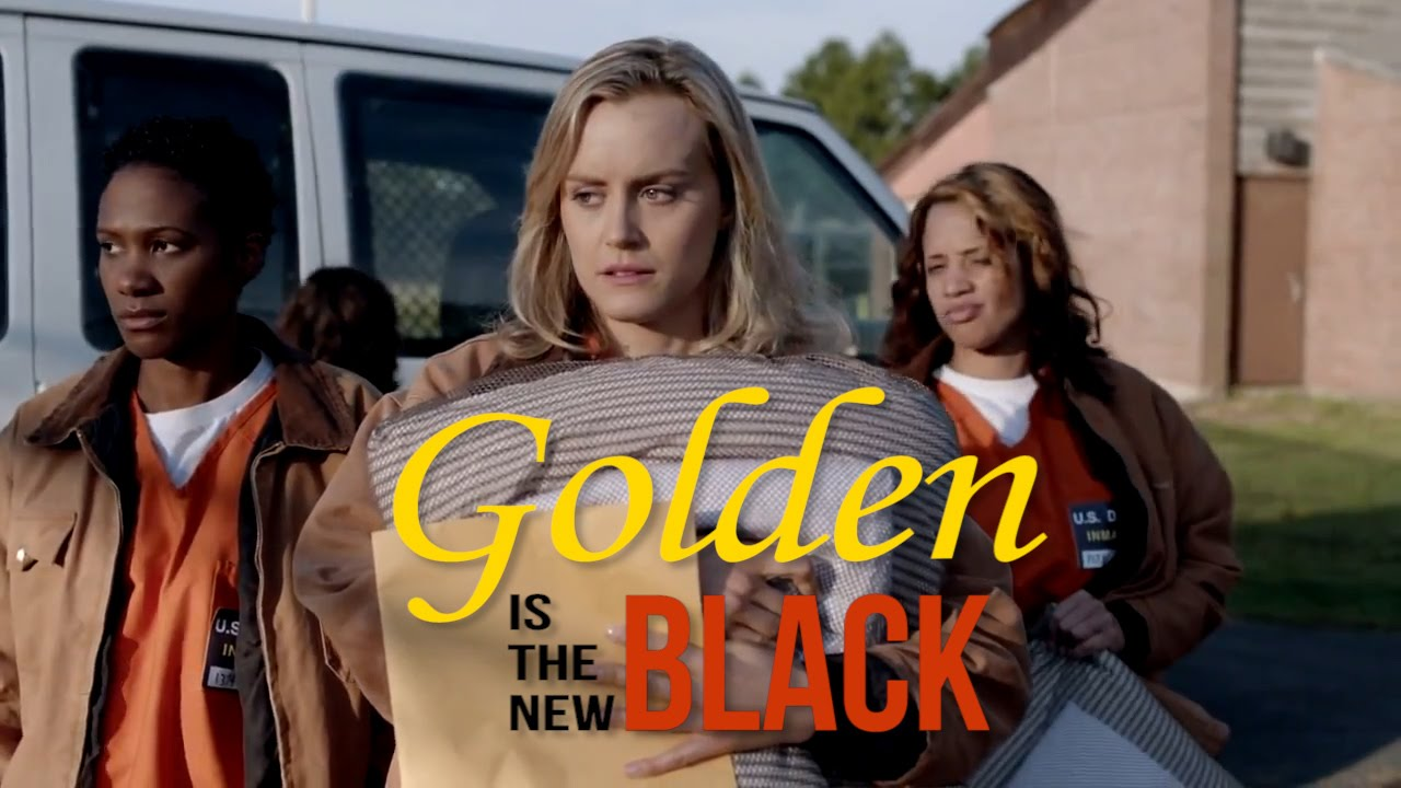 maxresdefaultLIUI885K Golden is the New Black