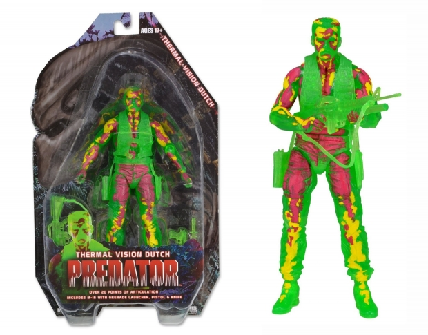 small thermal vision dutch1 Actionfigureneigenartigkeit: Thermal Vision Dutch aus Predator