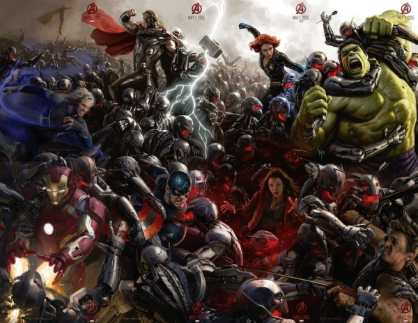 the avengers 2 age of ultron concept art marvel  span1 Avengers: Age of Ultron hat jetzt eine offizielle Synopsis