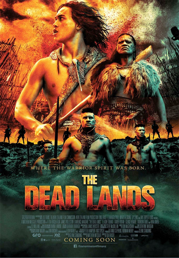 trailer a badass maori action movie called the dead lands The Dead Lands   Der Trailer zum scheinbar sehr beeindruckenden Maori Actionfilm