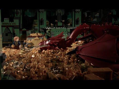011 The Hobbit in Lego und 72 Sekunden