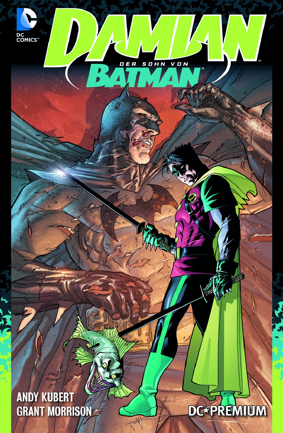 "Comicreview: ""Damian – Der Sohn von Batman"""