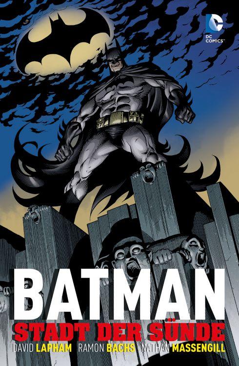 "Comicreview: ""Batman – Stadt der Sünde"""