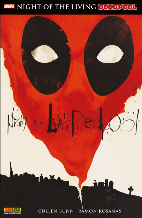 Comicreview: Night of the Living Deadpool
