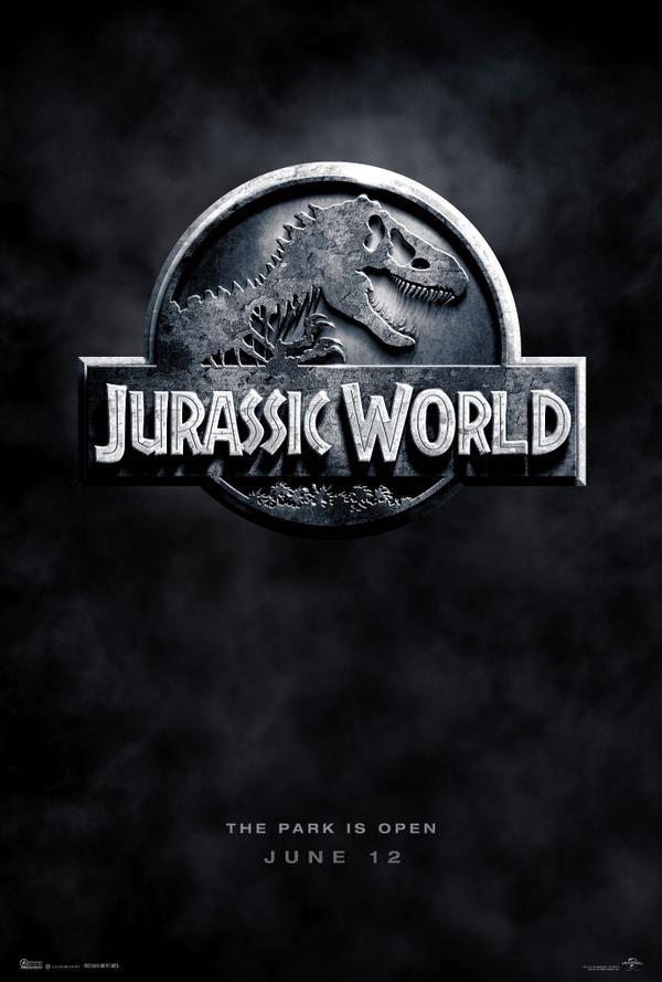 Jurassic World Teaser Poster1 Das Poster von Jurassic World sieht aus, wie das Poster von Jurassic Park
