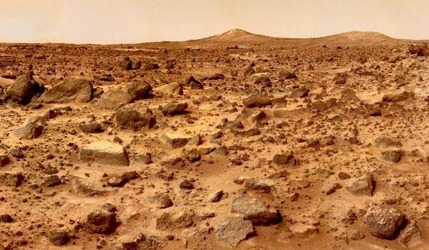 NASA Mars could accommodate life and even safe to drink water1 Die 13 jährige Alyssa Caron will der erste Mensch auf dem Mars sein und die NASA hilft ihr dabei