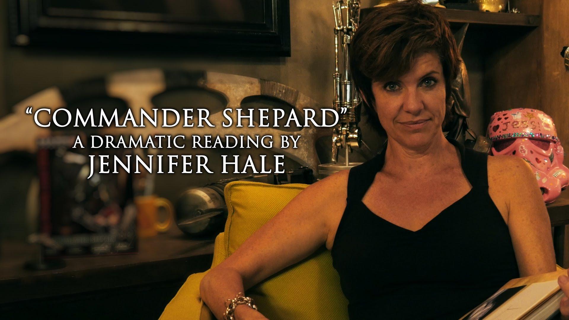 maxresdefault087Z51AN Mass Effect: A Dramatic Reading of Commander Shepard by Jennifer Hale