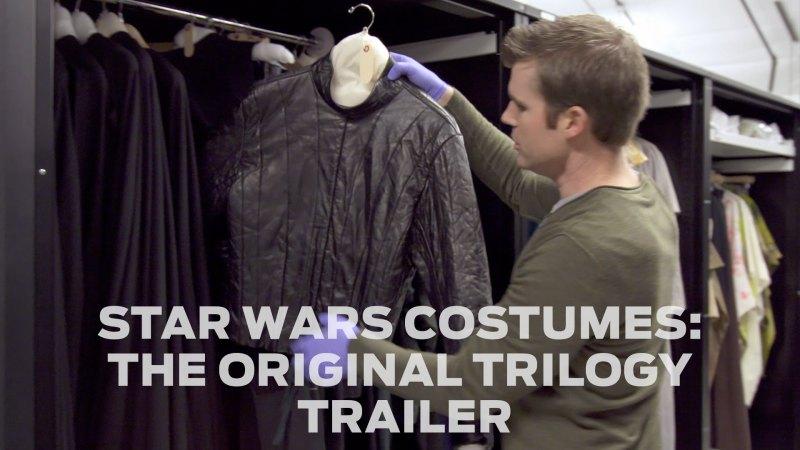maxresdefault118 e1414592952974 Star Wars Costumes: The Original Trilogy   der Trailer zum Buch