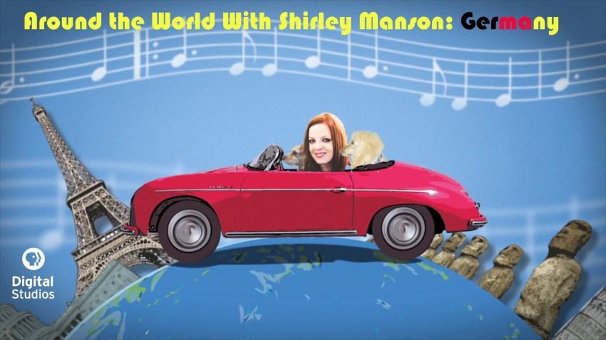 Shirley Manson erklärt uns Deutschland