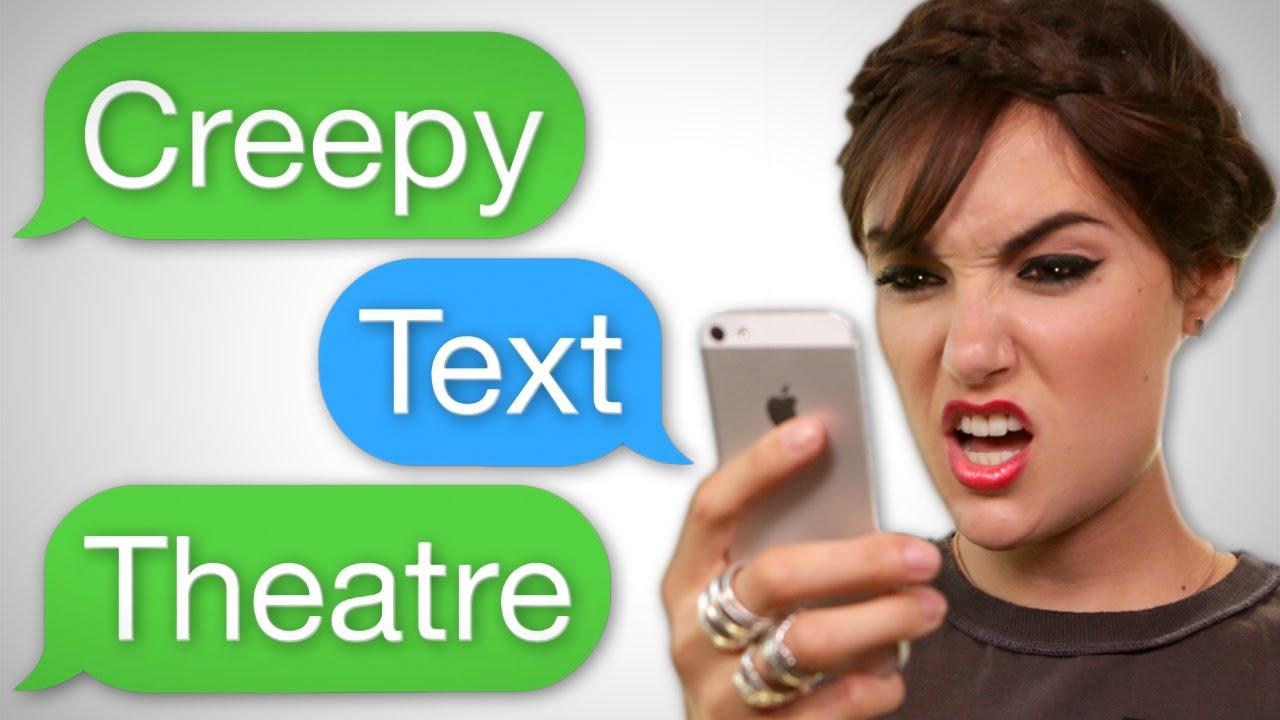maxresdefault4  Creepy Text Theatre mit Sasha Grey