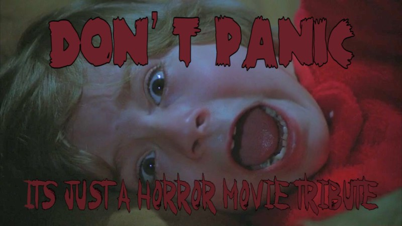 maxresdefault9 e1414594526797 Dont Panic! ...Its Just a Horror Movie Tribute!