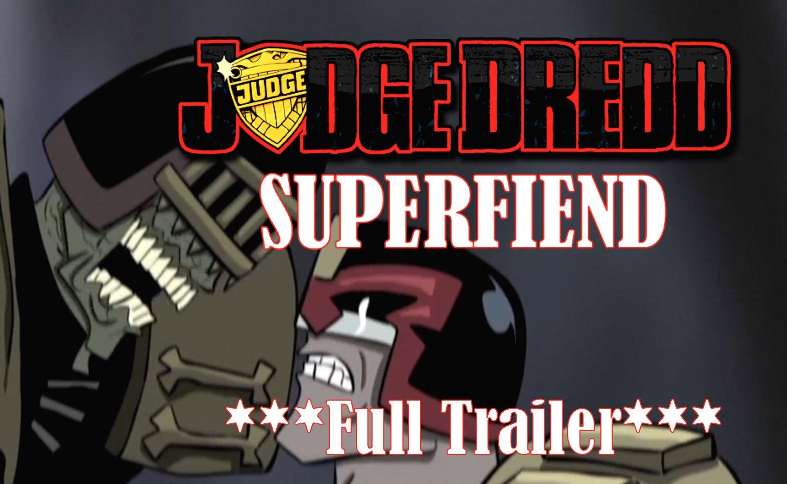 maxresdefault95HSR9K5 Der Trailer zu Judge Dredd: Superfiend ist genauso weird, wie wir alle hofften