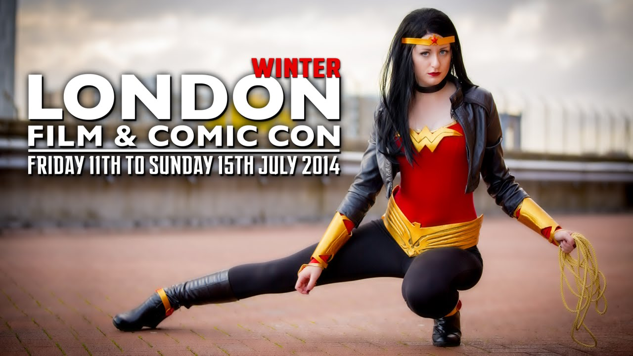 maxresdefaultMXN8A36K Das Cosplay Musik Video von der Winter London Film & Comic Con 2014