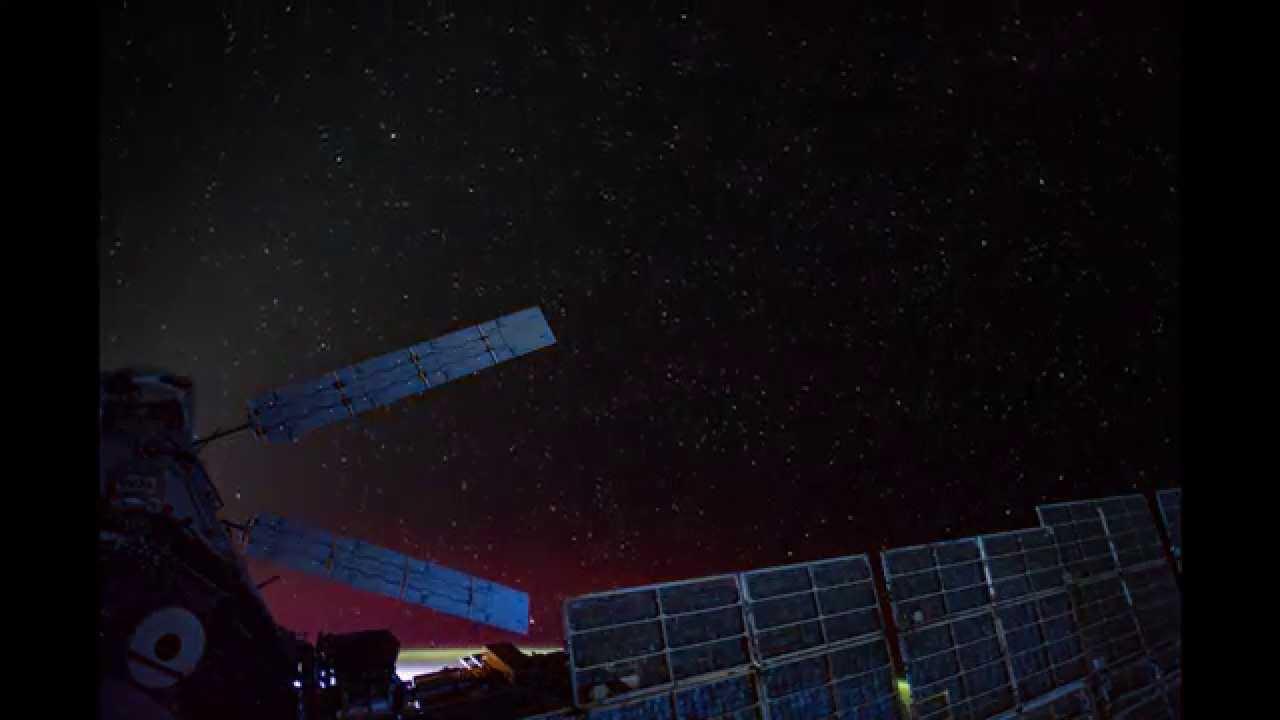 maxresdefaultN4RCJH7S Die Milchstraße von der ISS aus gesehen