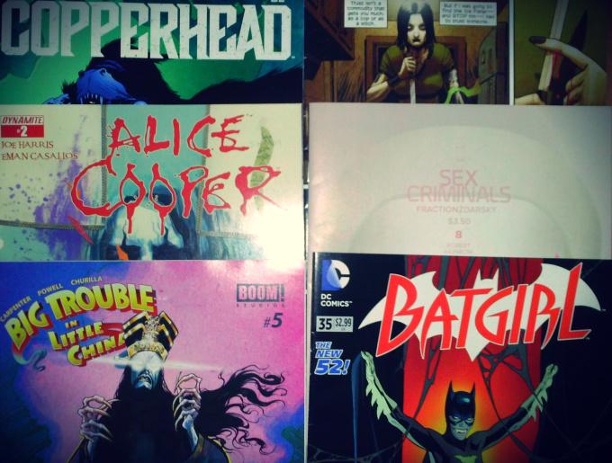o matic1 e1413931470708 680x515 Meine Comickäufe vom 15.10. (Alice Cooper, ♥Sex Criminals♥, Daredevil, Batgirl)