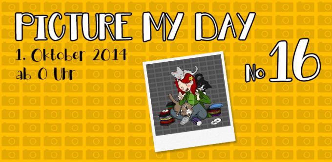 pmdd161 680x333 Picture my day Day #16   Meine Tage sind übrigens erstaunlich trivial
