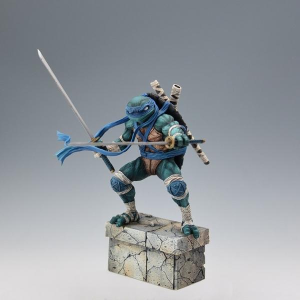 radical teenage mutant ninja turtle statue designs Viel zu coole Teenage Mutant Ninja Turtle Statuen nach James Jean