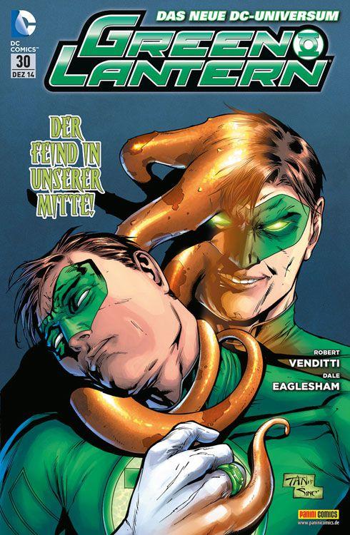 Comicreview: Green Lantern #30