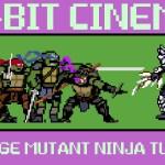 """Der unsagbar schlechte """"TMNT""""-Film als 8-Bit-Animation"""