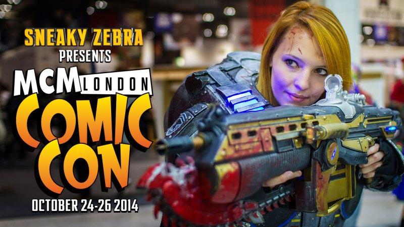 maxresdefaultM8RRF3ZG e1414969762404 Das Cosplay Music Video von der MCM London Comic Con 2014