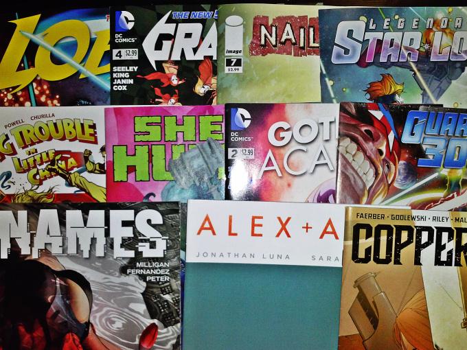 o matic e1416427897241 680x510 Meine Comickäufe vom 12.11.2014 (She Hulk, Star Lord, Copperhead, Alex+Ada, uvm)