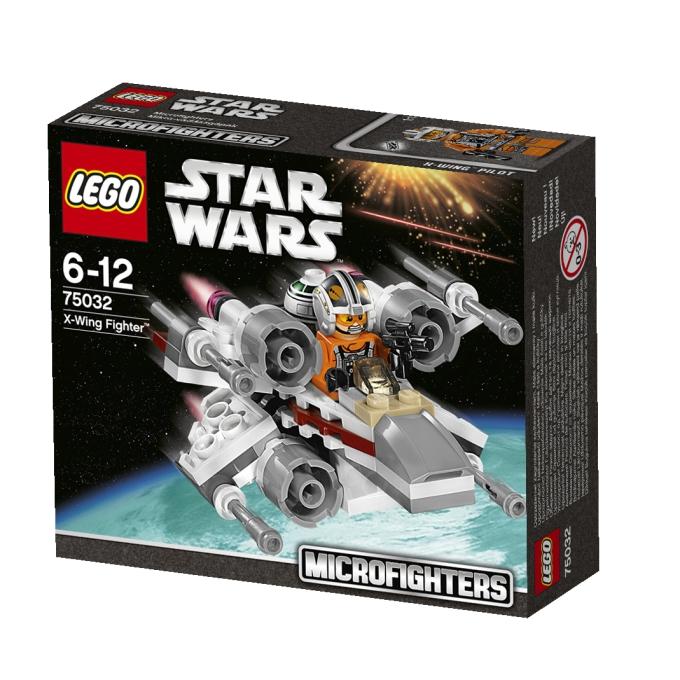 75032 X Wing Fighter TM Packung 680x680 Weihnachten im Weltraum: Gewinnt eins von zwei LEGO Star Wars Microfighter Sets!