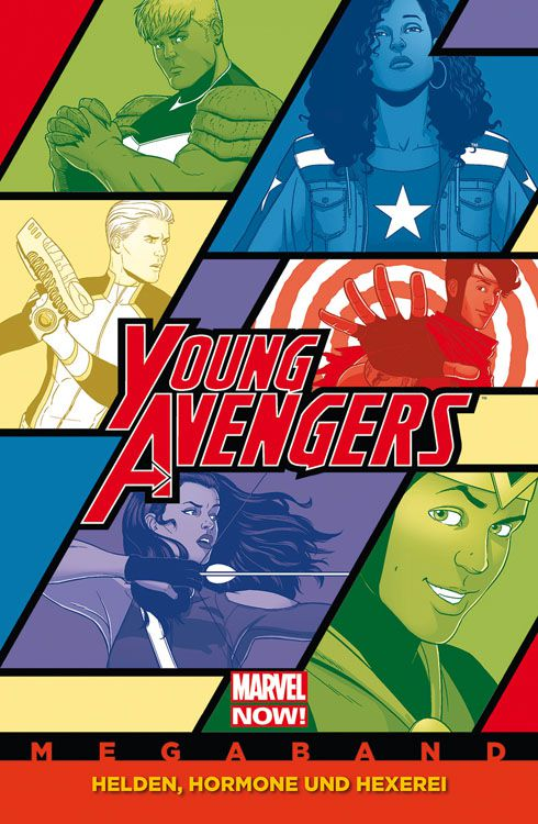 "Comicreview: ""Young Avengers"" – die komplette Serie in einem Band"