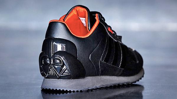 """Die gute Nachricht: Adidas produziert ganz tolle """"Star Wars""""-Turnschuhe.."""